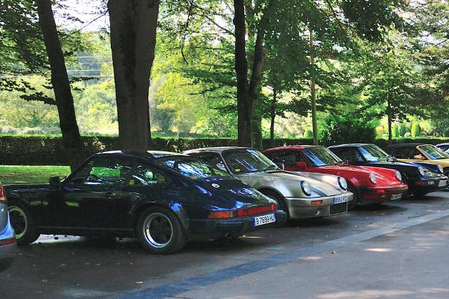 Rumb a Olot, 23a sortida de la secció Porsche