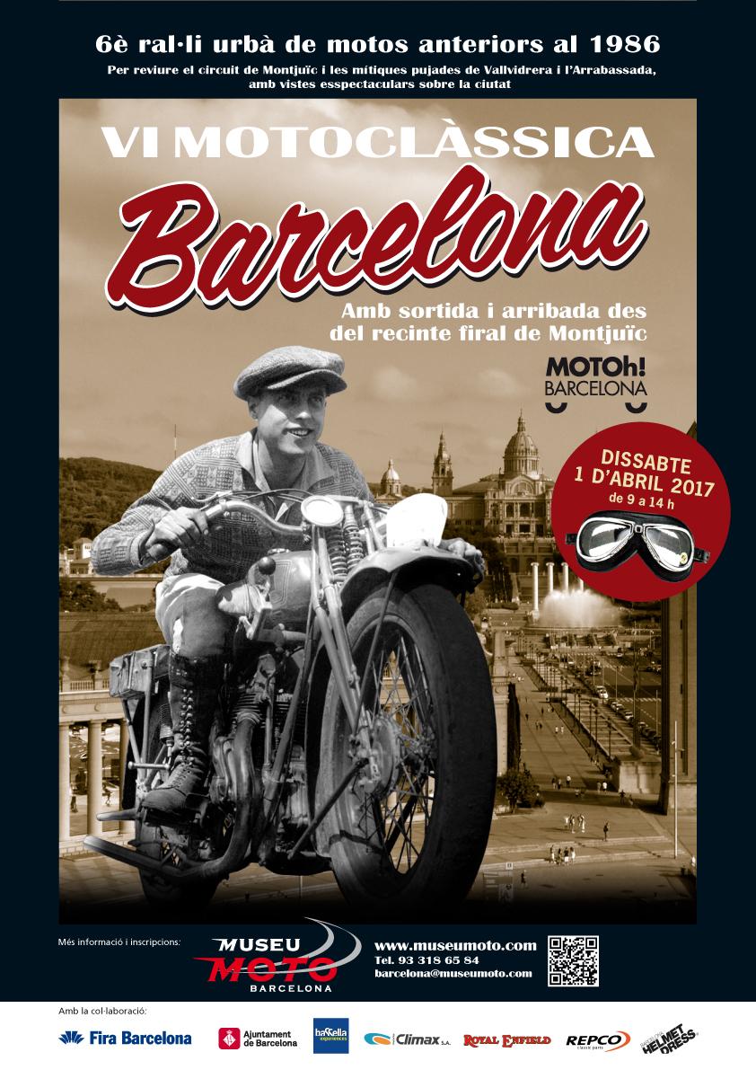 Motoclàssica Barcelona