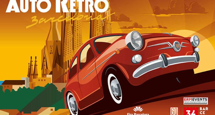 Entrades per a l'Auto Retro Barcelona 2017