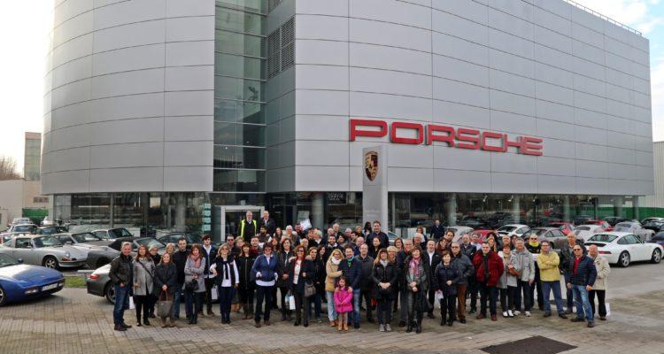 30ª Sortida de la secció Porsche