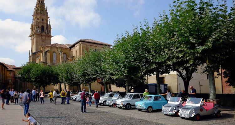 Ruta per La Rioja i Àlava en microcotxes, homenatge a Francisco Clota