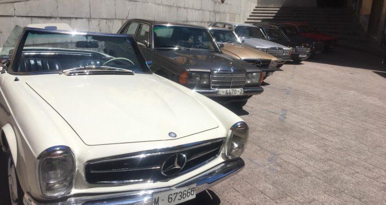 XXIX Trobada de Cotxes d'Època de Berga