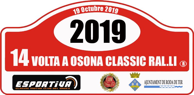 Ejemplo de carnet de ruta de la Volta a Osona