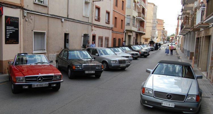 Debut de la nova secció Mercedes del Clàssic