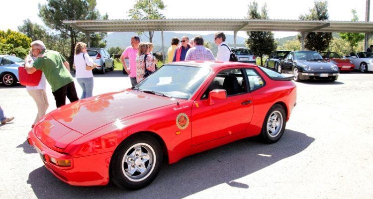 D'Osona al Berguedà, 22a sortida de la secció Porsche