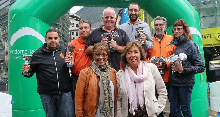 Ple del Clàssic al podi del Ral·li d'Andorra