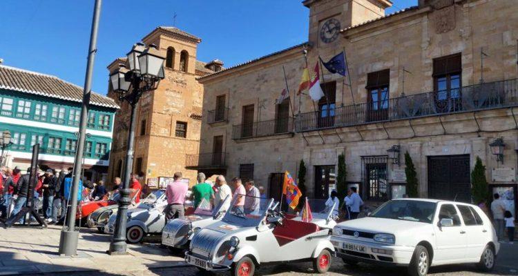 Una vintena de microcotxes ja està en marxa a La Ruta de los Molinos de Castilla-La Mancha