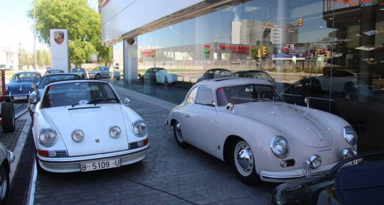 Visita exclusiva al Centro Porsche Barcelona