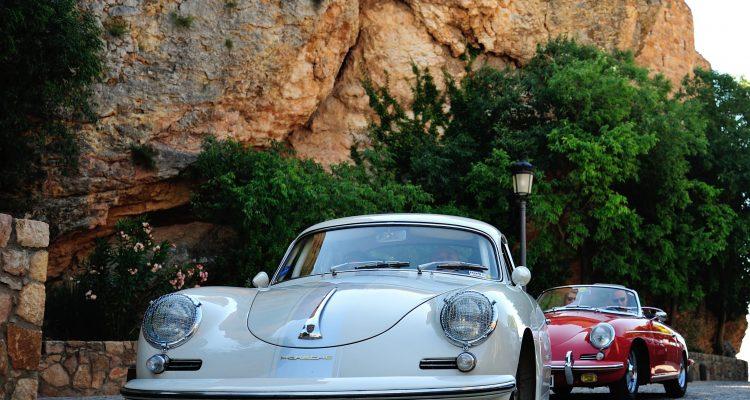 XXVIII Salida de la Sección Porsche: Ruta por el Sobrarbe y el Somontano
