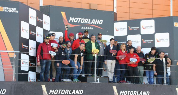 VI Rally MotorLand Classic Festival, éxito creciente