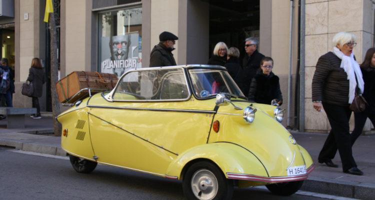 Actualización sobre las restricciones de tránsito desde la Federació Catalana de Vehicles Antics
