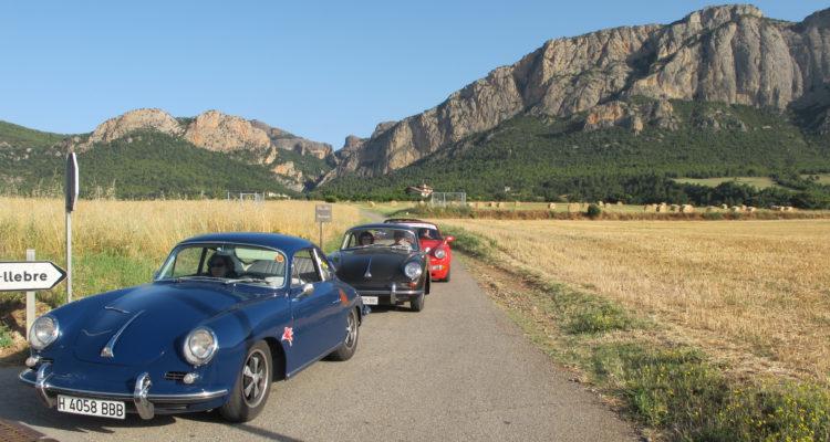 Fin de semana en La Cerdanya de la sección Porsche del Clàssic
