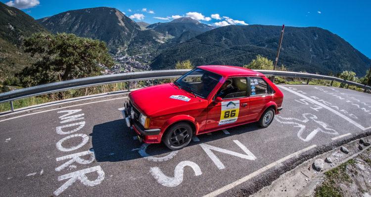 Els socis Xevi Valverde i Roger Grandia guanyen el 47 Ral·li d'Andorra Històric