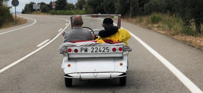 Ruta por La Rioja y Álava en microcoches, homenaje a Francisco Clota
