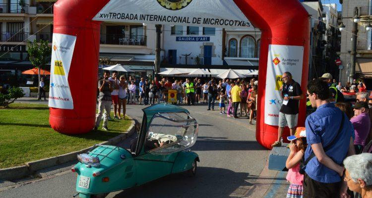 La 17a Trobada Internacional de Microcotxes torna a Sitges amb dates confirmades: del 17 al 19 de maig 2019