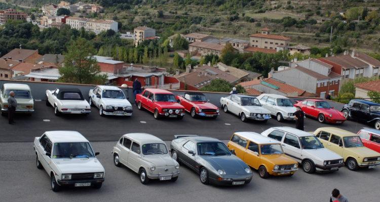 VII Trobada de Clàssics a Cal Pons