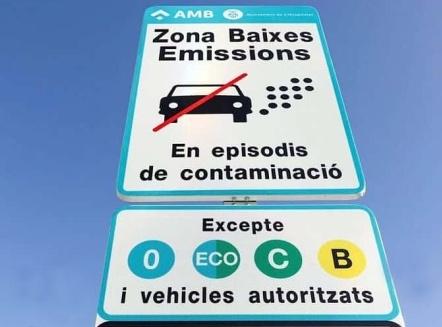 La FCVH es posiciona davant la ZBE i l'impost del CO2