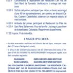Calçotada de la Sección 4x4 Clàssics