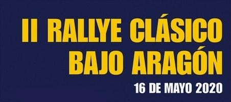 Ja tenim data pel II Rallye Clásico Bajo Aragón