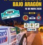 II RALLYE CLÁSICO BAJO ARAGÓN - anulado