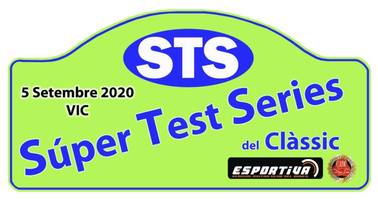 ¡A punto para el 1r Súper Test Series!