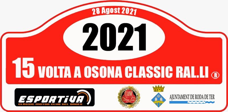 Volta a Osona: obrim inscripcions el dimarts 15 de juny