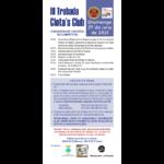 III Trobada Clota's Club