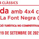 Sortida Secció 4x4 Clàssics