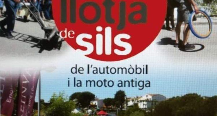Llotja de l'Automòbil i la Moto Antiga de Sils: 4 y 5 de septiembre